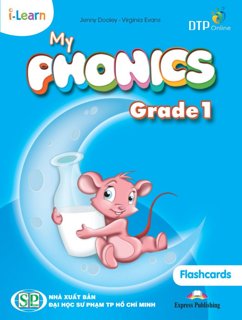 Cover Flashcard Grade 1