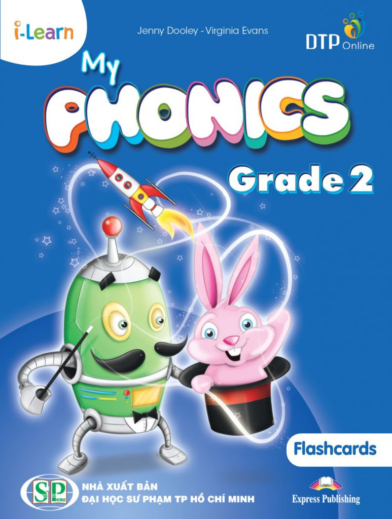 Cover Flashcard Grade 2