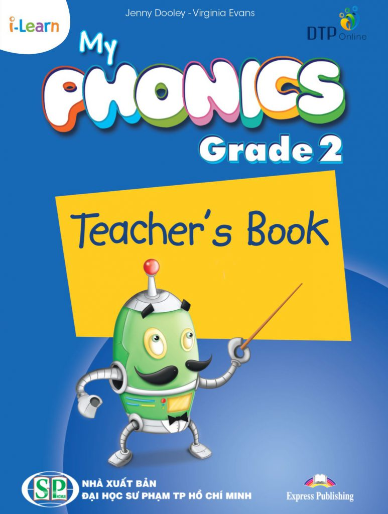 Cover Teacher Book Grade 2