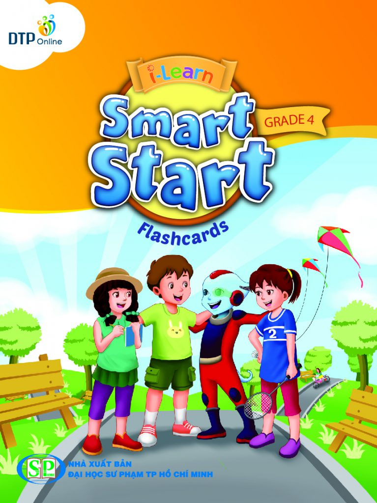 cover smart start_Flashcards Grade 4 (Orange)