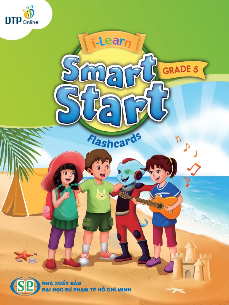 cover smart start_Flashcards Grade 5