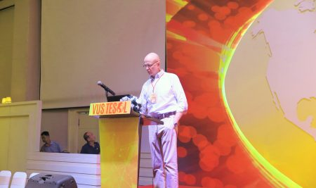 """Glocalisation and Vietnam – Maximising the Benefits"" at VUS TESOL 2018"